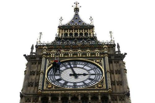Ícone de Londres, 'Big Ben' vai mudar de nome